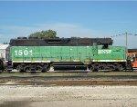 BNSF 1501