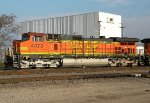 BNSF 4373 Right side