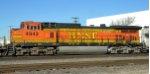 BNSF 4942 Side