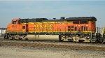 BNSF 4791 Back Side