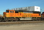 BNSF 8214 Right side