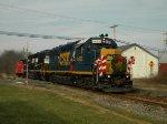 CSAO Santa Train