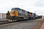 CSX 557 on Q-417
