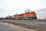 BNSF 4992 on K-688