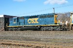 CSX 4001 on Q-434