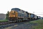CSX 5471 on Q-439