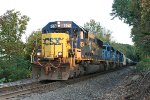 CSX 8574 on K-673