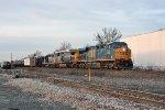 CSX 746 on Q-409