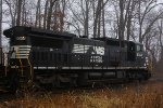 NS C40-8W #8344