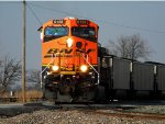 BNSF 6128 Heading to the GRDA Coal Plant