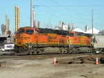 BNSF 6600 Leads to TULSTY