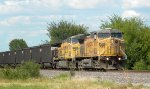UP 6578 though North Pryor