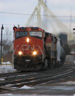 CN 331 at Ingersoll.