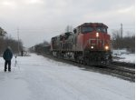 CN 330 at Ingersoll.