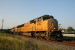 UP 4342 on NS 38G