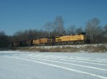UP 5738 eastbound UP loaded coal train