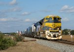 FEC 103 leads train 101 south