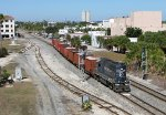 FEC 428 bringing the local back to Fort Pierce