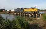 FEC 720 leads 226 across the San Sebastion River