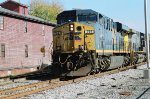 CSX 794 with 427