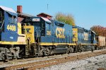 CSX 2200 and 6406