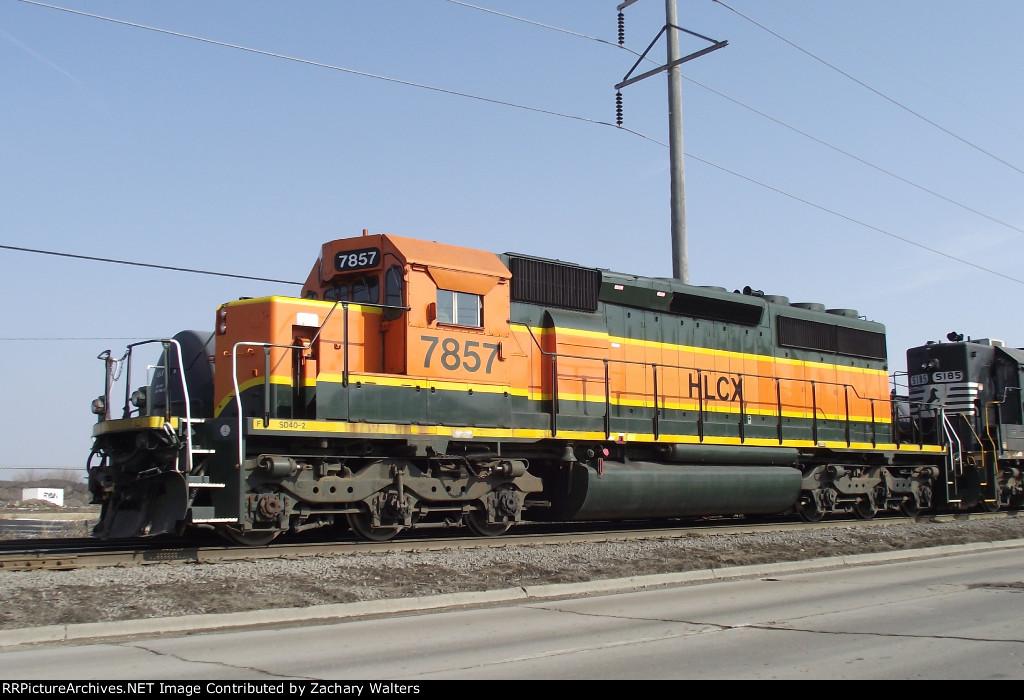 HLCX 7857