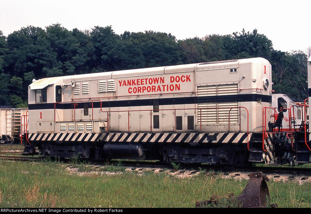 Yankeetown Dock 1