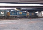 CSX 8107 & 8725