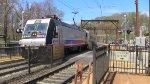 Train 6640 Pulling In