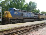 CSX 9050 is the 4th engine on MASNP