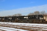 NS 7202, 7207 NSH78/NS509 on layoof track