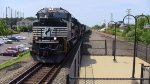 SD70ACe 1103 on Norfolk Southern 20E