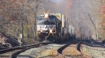 Norfolk Southern 212 Approaching