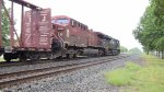 Canadian Pacific AC4400CW 9540 on Norfolk Southern 33K