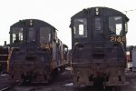 N&W 2148 and 2146