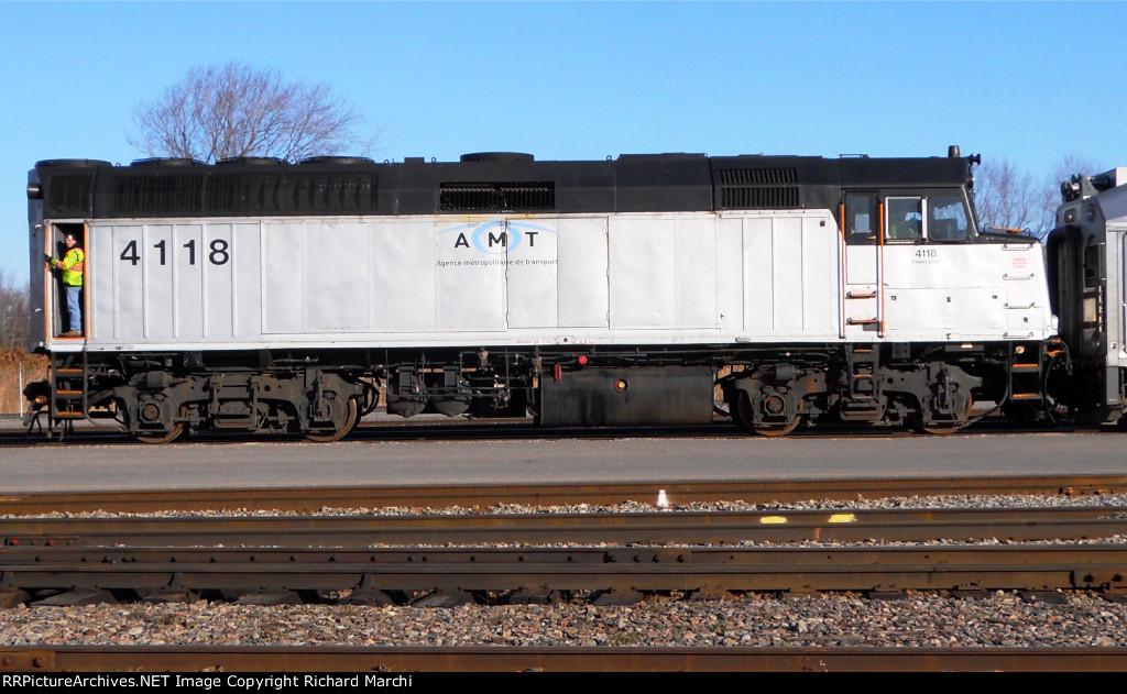 AMT 4118