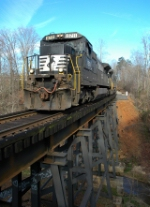 50T Candler Creek Trestle