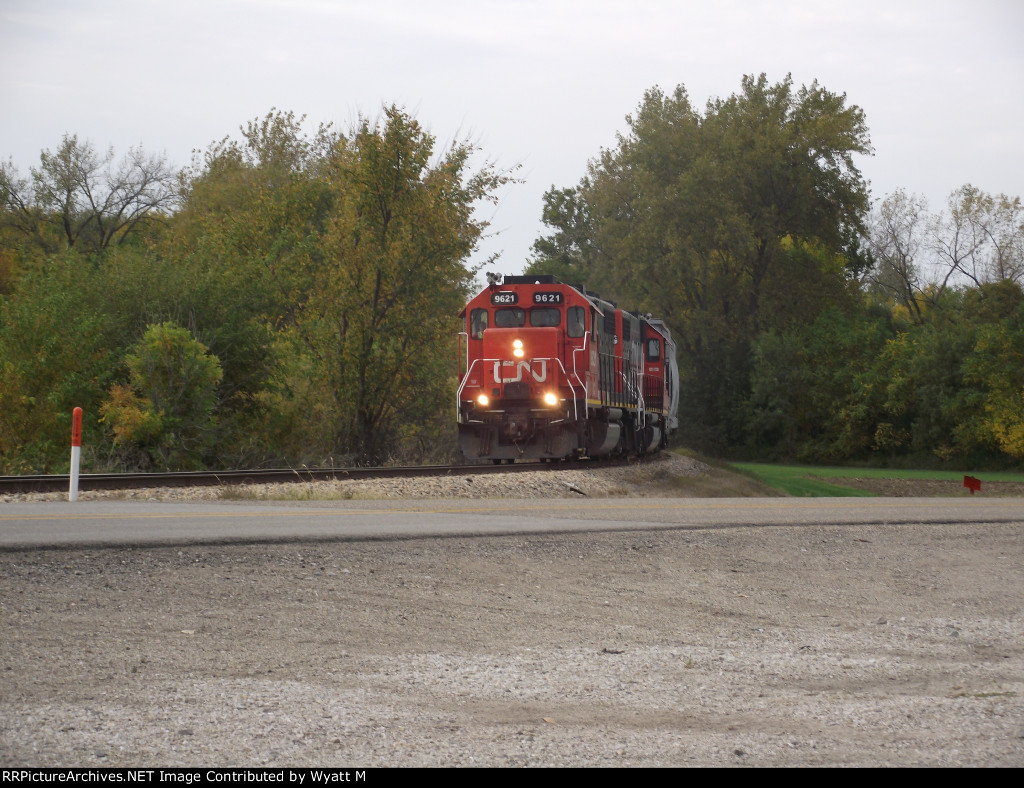 CN 9621 and 9574