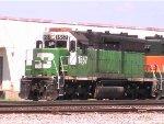 BNSF Transfer 32nd St.