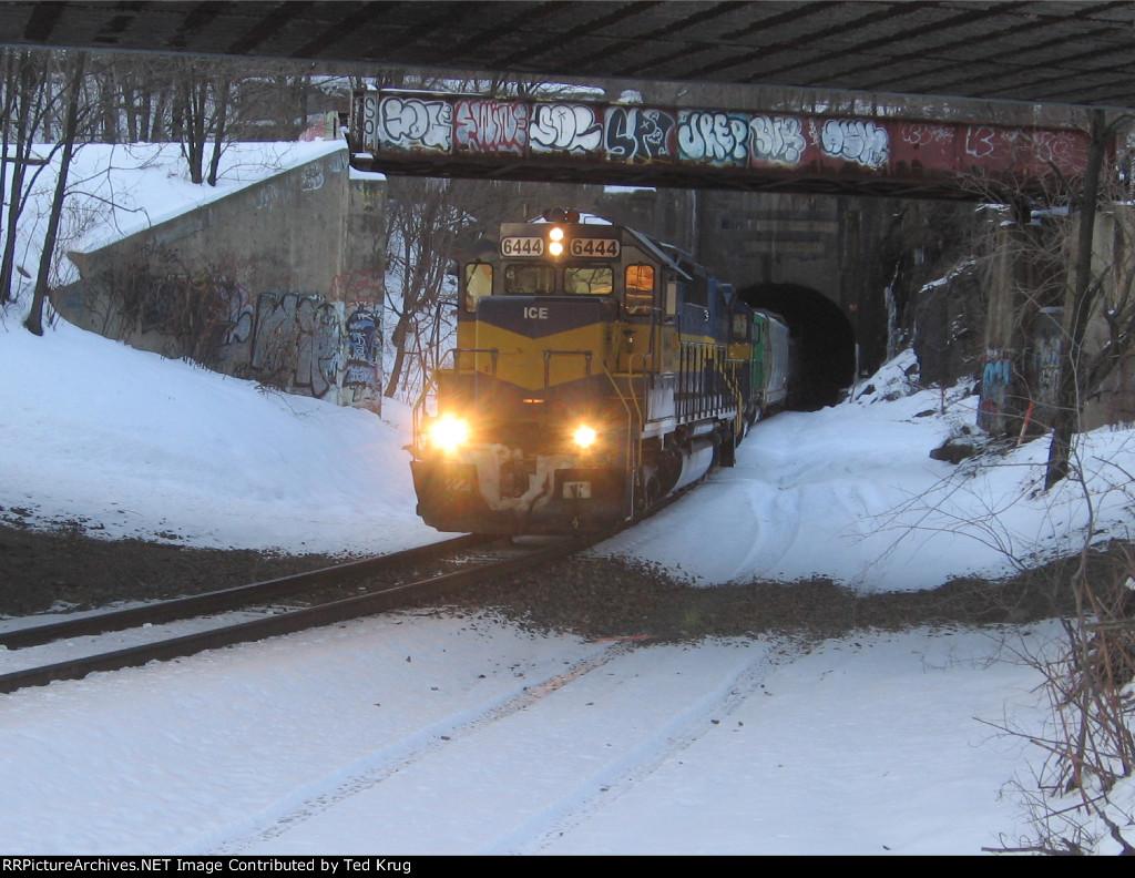 ICE 6444, ICE 6211 & CITX 3063
