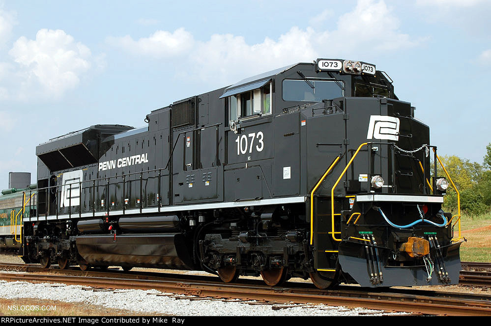 NS 1073 Penn Central Heritage