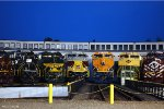 Conrail Family locomotives