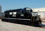 Snoot Nose NS SD40-2 # 3448