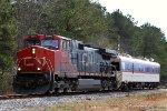 CN Track Geometry Train