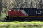 CN C44-9W 2535