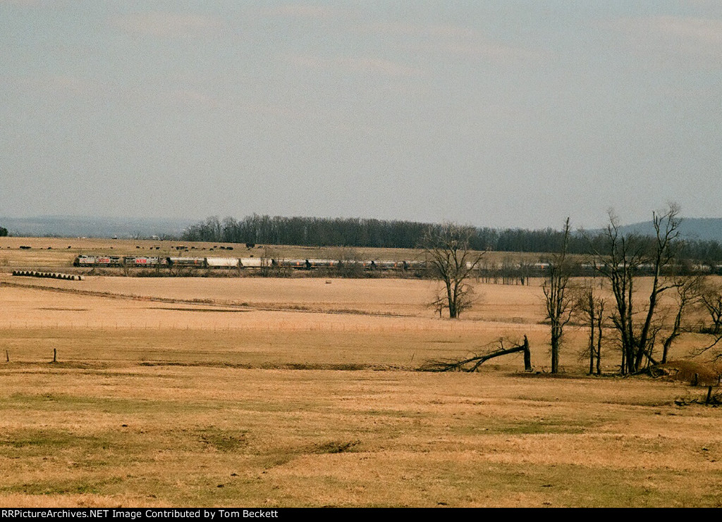 Cherokee panorama