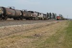 CSX meets BNSF in Arkansas