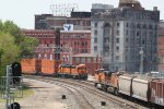 BNSF old meets new