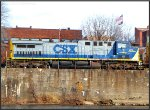 CSX 1, Spirit of West Virginia