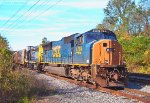 CSX 4784 and 8883